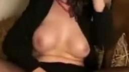 Zoo porn video курчавая рыжевласая извращенка в чулочках сношается с клячей